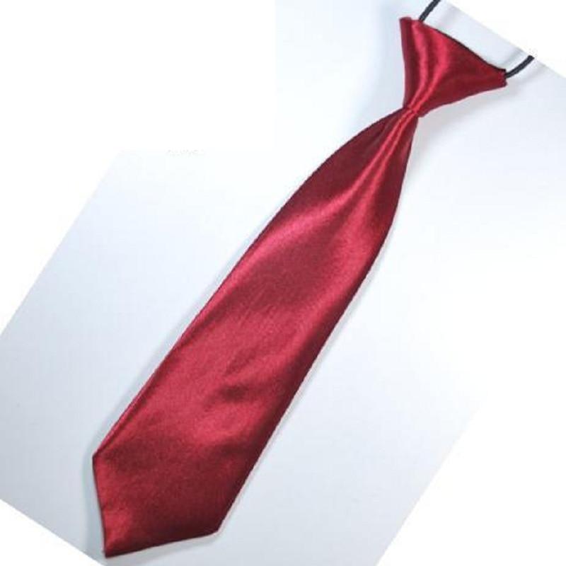 solid color baby ties Boys' cravat 39colors CHILDREN'S NECKTIES kids' ascot