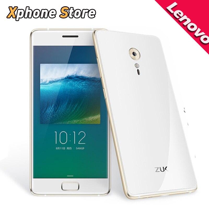 Lenovo ZUK Z2 Pro 128GB ROM 6GB RAM font b Smartphone b font 5 2 Android