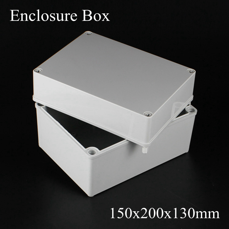 150*200*130MM IP67 ABS electronic enclosure box  Distribution control network cabinet switch junction outlet case 150x200x130MM 175 175 100mm ip67 abs electronic enclosure box distribution control network cabinet switch junction outlet case 175x175x100mm