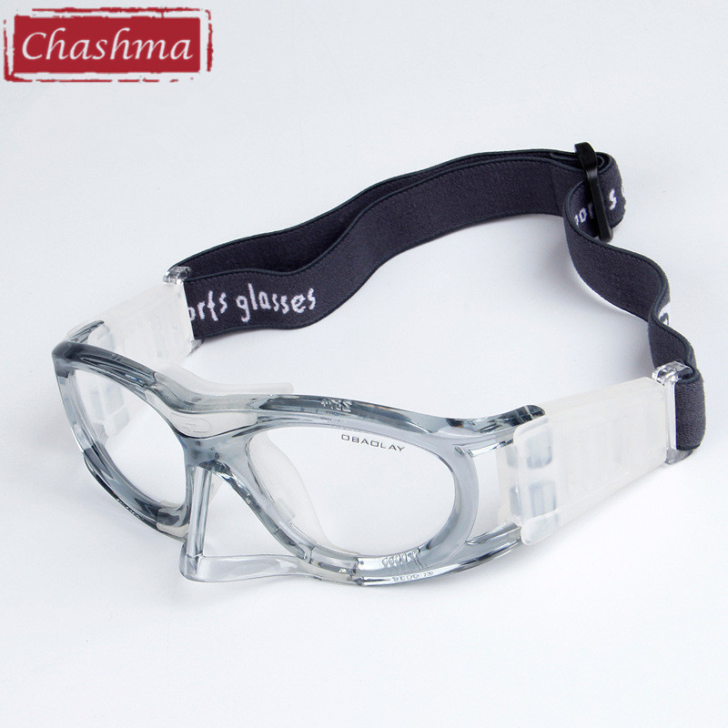 7a583f0e67 Chashma Sport Glasses Basketball Football Badminton Prescription Glasses  Frame for Male and Female-in Eyewear Frames from Apparel Accessories on ...