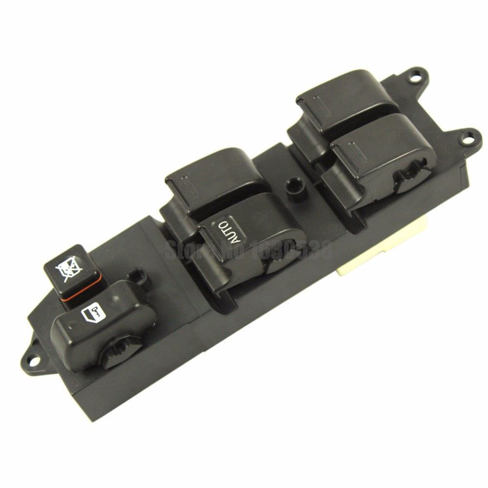 Electric Power Window Master Control Switch 84820-AA011 84820-60090 For Toyota Corolla Camry Avalon 97-01