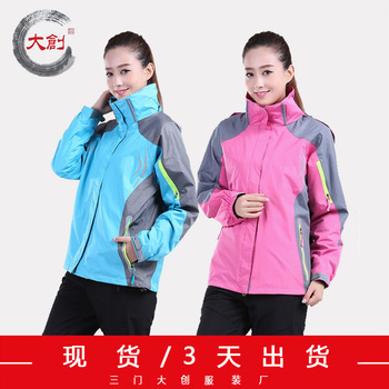 2018 Women Softshell Hiking Jackets Outdoor Camping Escalada Coats Thermal Waterproof Windproof Spring Female Jackets