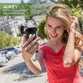 "Aukey pl-wd03 clip de 110 grados lente gran angular para iphone 6 s/6 4.7"""