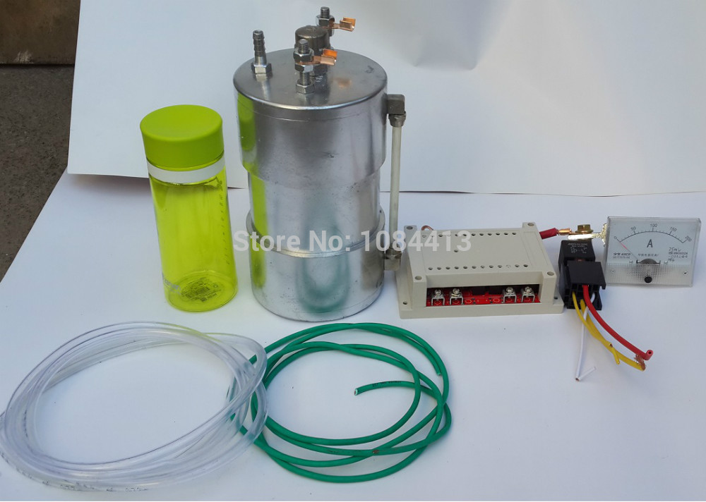 PWM HHO fuel cell kit, hydrogen generator for car, truck