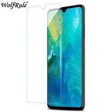 Huawei P 스마트 2020 유리에 대 한 2PCS P 스마트 2020 에 대 한 강화 유리 얇은 9H HD 화면 보호기에 대 한 화웨이 P 스마트 2020 2019 Flim