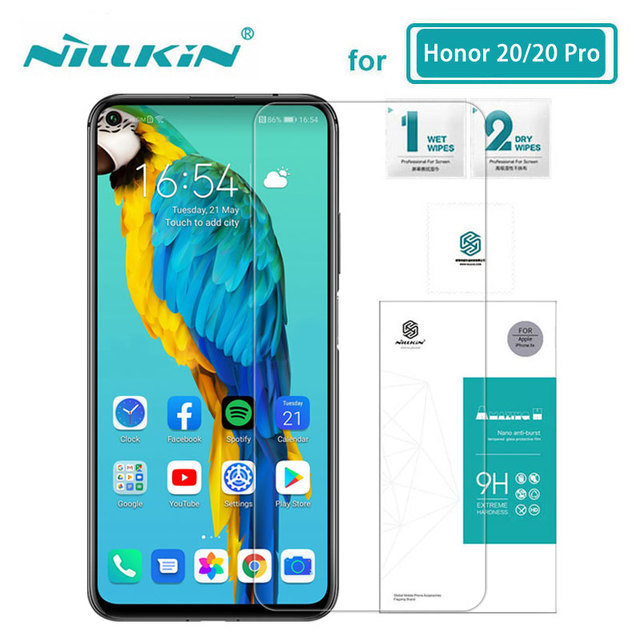 Huawei Honor 20 Pro Tempered Glass Nillkin Amazing H 0.33MM Screen Protector for Huawei Honor 20 Glass