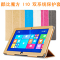 "Pu para 10.6 "" Cube i10 quad core Tablet pc, De cobertura i10"