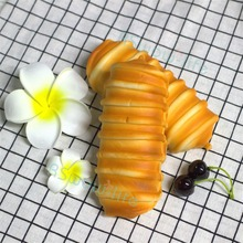 Simulation PU Insect Bread Conch Cake Model Crafts Home Decoration