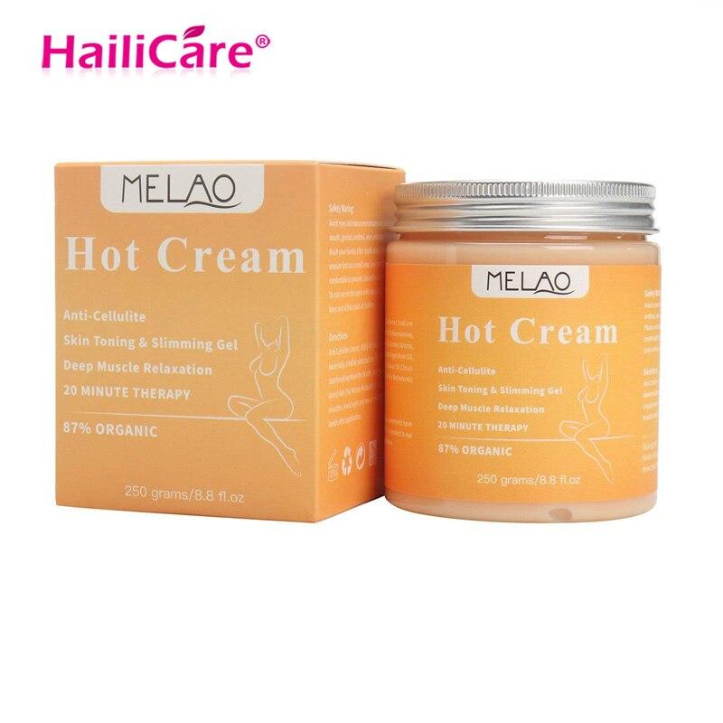 Weight Loss Cream Body Massager New 250g Anti Cellulite Hot Cream Fat Burner Gel Slimming Cream Massage Hot Anti-Cellulite