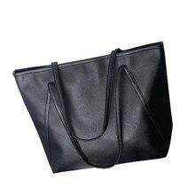 New Simple Winter Single Shoulder Diagonal Bag PU Leather Sh