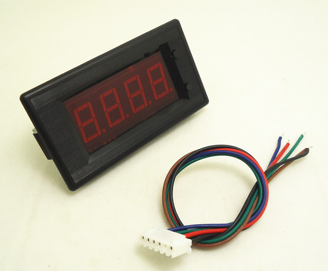 все цены на  Limit count from 0 to 9999 4.5 inch display 4 digits coin Counter meter for bill acceptor coin acceptor vending machine  онлайн