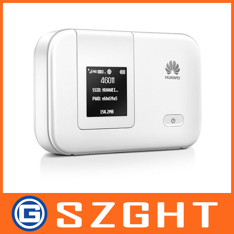 FLASH SALE] unlocked Huawei E5878s 32 4g lte wifi router