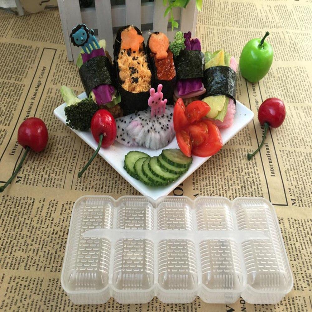 Online kopen wholesale plastic sushi trays uit china plastic sushi ...