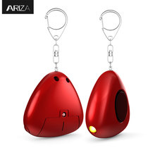 Emergency Personal Alarm 130 dB Premium Quality Portable with LED Light - Self Defense Keychain For Kids Women