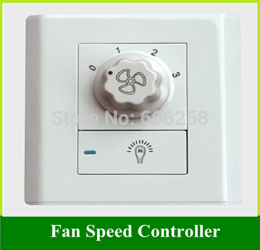 Ceiling fan and light control switch : Aliexpress buy fans chandelier wall switch fan speed controller ceiling light