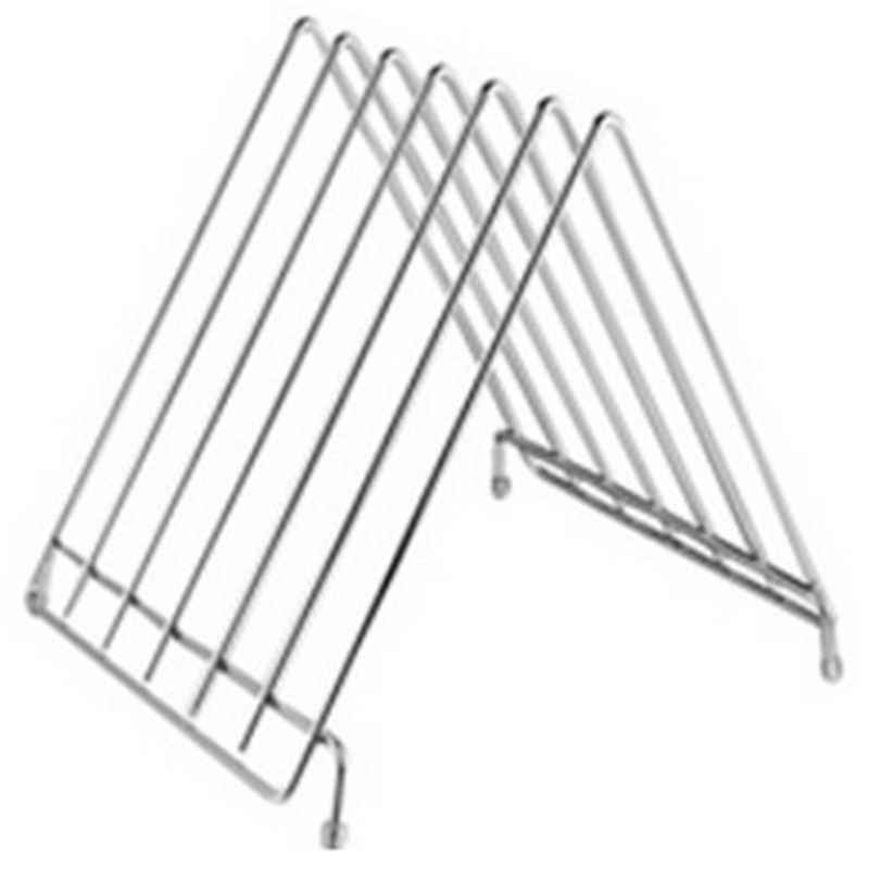 stainless steel kitchen tools Chef shelf holder rack knife cutting board rack chopping block rack chopping board Multifunctional