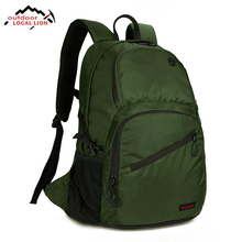 LOCAL LION Travel Backpack Outdoor Hiking Camping Bag Luggage Rucksack Men Women Backpack Sports Bag Cycling Climbing Rucksack цена в Москве и Питере