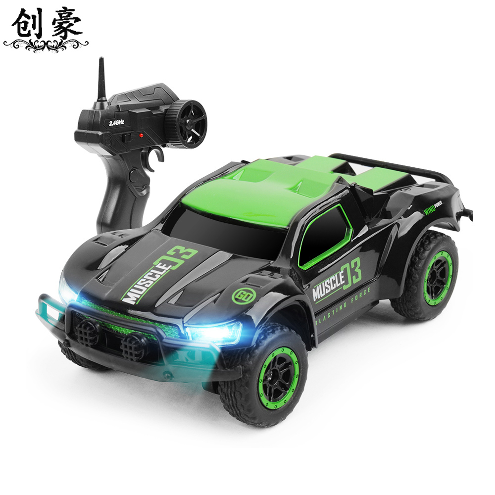 1 43 Mini Remote Controll Car Toy RC Pioneer High Speed 25 KM H Truck 4CH Radio Controlled Machine Toys For Children Xmas Gift in RC Cars from Toys Hobbies