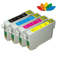 4 Compatible ink cartridges for EPSON XP 231 XP231 XP-231 29XL inkjet Printer