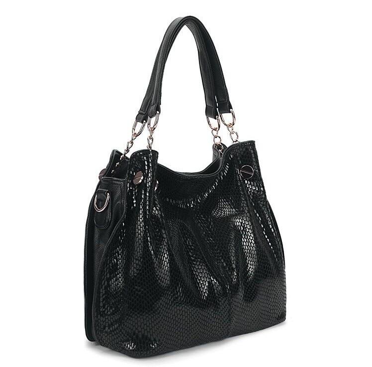 Luxe merk handtassen vrouwen tassen Ontwerper echt lederen tassen - Handtassen - Foto 2