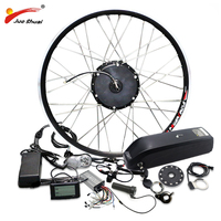 48V500W Electric Bike Conversion Kit with Samsung48V18AH Battery for 26
