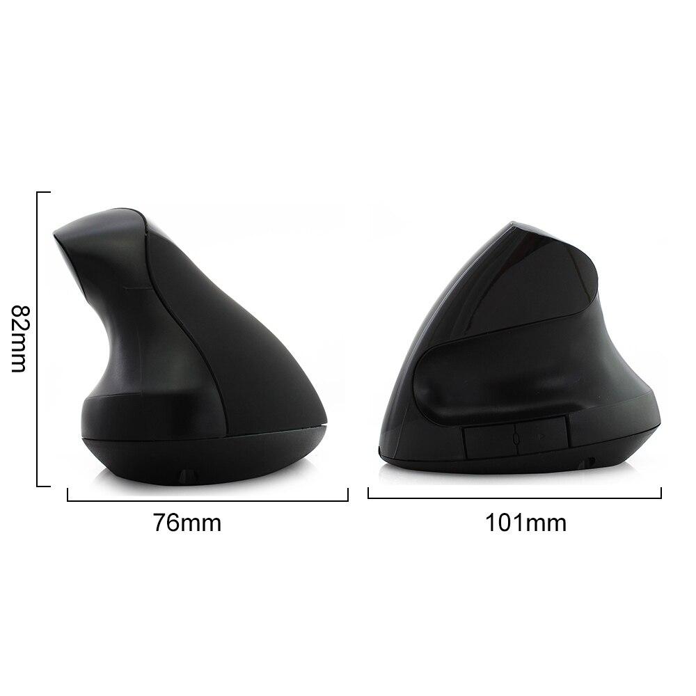 CHYI Ergonomisches Design USB Vertikale Optische Maus 1600 dpi ...