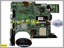 original LAPTOP MOTHERBOARD for HP DV6000 V6000 V6100 V6200 V6400 443778-001 DA0AT8MB8H6 100% Test ok