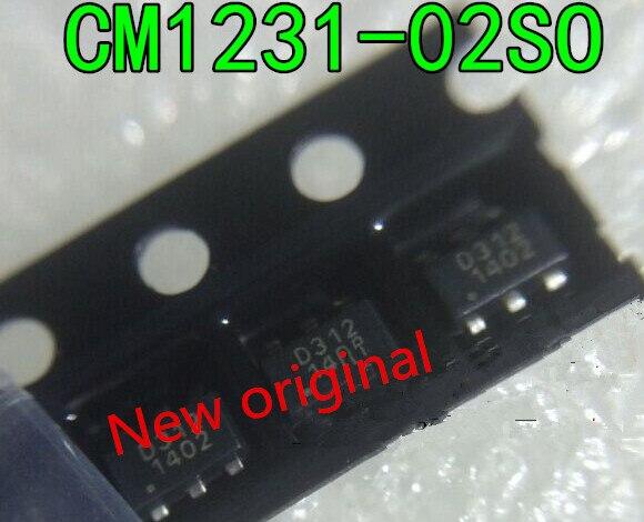 送料 shippingal CM1231 02SO D312 SOT23 6 オリジナル  グループ上の 家電製品 からの 交換部品 & アクセサリー の中 1