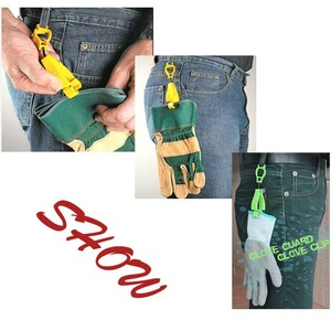 Image 4 - NMSafety Glove Holder Clip Plastic Working Gloves Clips NM 1 Type Work Clamp Safety Glove Guard