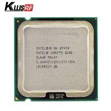 Процессор INTEL CORE 2 QUAD Q9450 2,66 ГГц 12 МБ FSB 1333 настольный процессор LGA 775