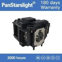 EB S12 EX3212 1261W VS210 VS310 VS315W MG 50 MG 850HD Powerlite 1221 projector lamp ELP67 H432B V13H010L67