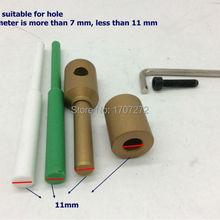 PPR инструмент для ремонта водопроводных труб, ремонт утечек и лазеек 11 мм пластиковые детали для сварки труб, Сварочная форма