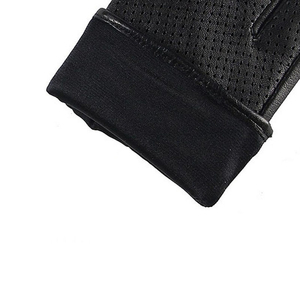 Image 5 - Brand Genuine Leather Gloves Spring Autumn Thin Fashion Trend Women Sheepskin Gloves Finger Driving Glove L093NN