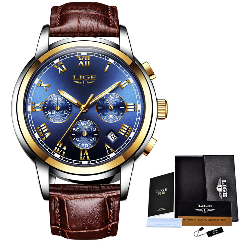 gold blue leather-4