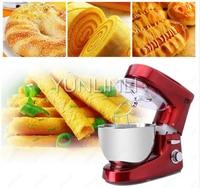 6L Electric Dough Mixer Dough Maker Machine Egg Stirring Beater Dough Mixer Machine KM 8 Stand Food Mixer