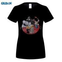 GILDAN Game Of Thrones Women T Shirts Funny Jon Snow Design Digital Printed 100 180g Combed