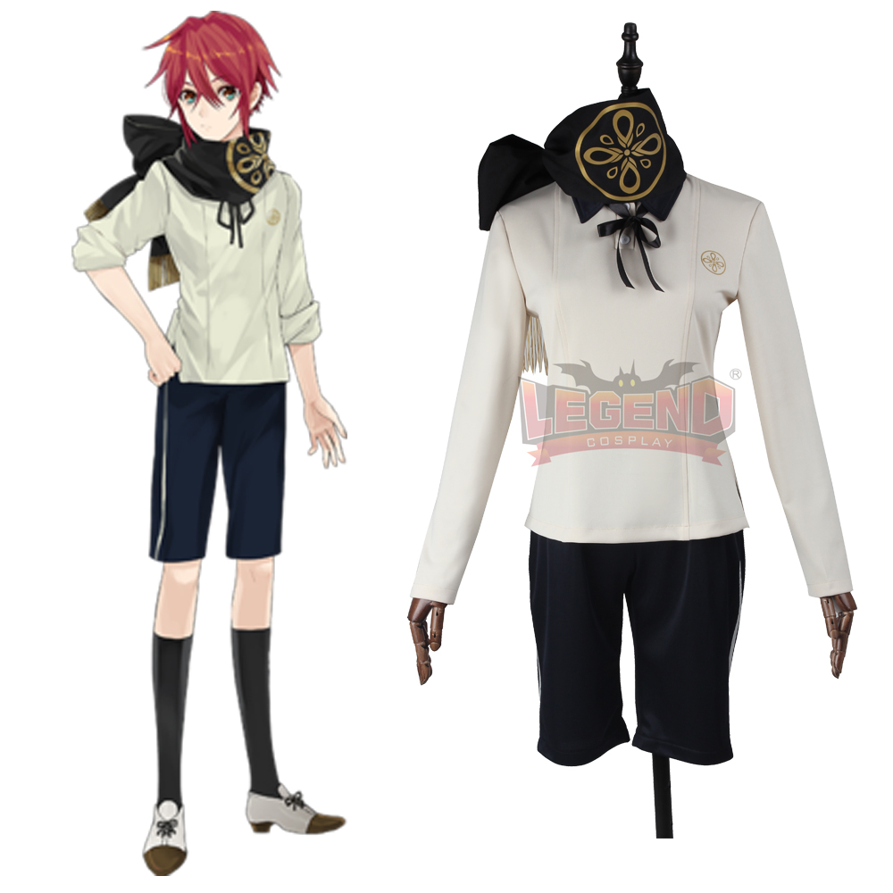 Touken Ranbu cosplay Online Shinanotoushirou Cosplay adult costume full set all size custom made