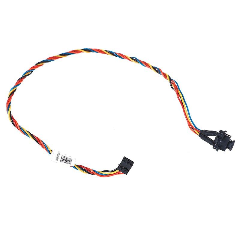 Image 3 - Для Dell Optiplex 390 790 990 3010 7010 9010 085DX6 85DX6 Мощность кнопка включения кабель on AliExpress