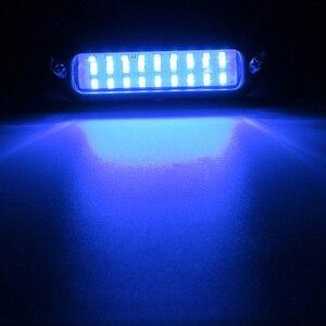 Image 5 - 27LED Stainless Steel Underwater Light 12V Marine Boat Yacht Light Waterproof Lamp