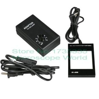 3-3/4 Inch LED Square Plate Illuminator For Microscopes illuminator