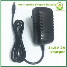 Lifepo4 para 3.2 Bateria de Energia Elétrica a Ferramenta 4 Série 14.4 V 14.6v2a Carregador * Lifepo4 Elétrica para a Ferramenta Boa Qualidade