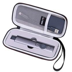 LTGEM Hard Storage Travel Carry Case For Logitech Spotlight Presentation Remote with Bluetooth