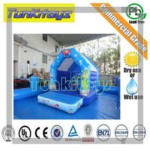 Inflatable Bouncy Castle Bounce House Jump Inflatable Bouncer Trampoline Water Slide