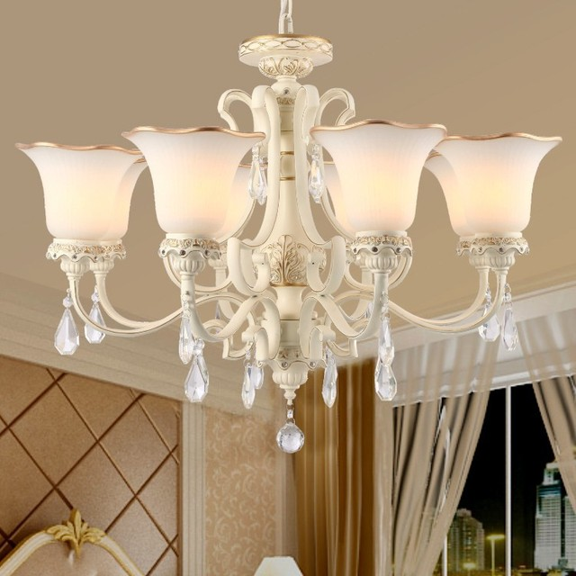 Modern country style living room crystal iron resin led chandelier modern country style living room crystal iron resin led chandelier light 18069 aloadofball Image collections