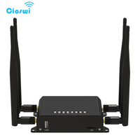 Cioswi 300Mbps 4G Mobile Router Wifi 3G 4G Modem With Sim Card Slot Car/Bus Wifi Router 128MB RAM OpenWRT Router Lte Wifi Router