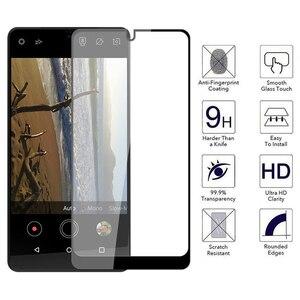 2 шт. полное покрытие закаленное стекло для эфирных PH-1 телефона 5,7 дюйма PH 1 PH1 защитная пленка черного цвета