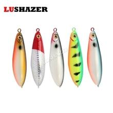 LUSHAZER Fish vib 20g hard bait iscas artificiais para pesca carp lures bass fishing jerkbait spoon bait fishing tackles