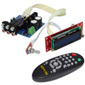 PGA2311 3 Channel Volume Remote Preamplifier Kit for Amplifier Free Shipping with Track Number 12003191