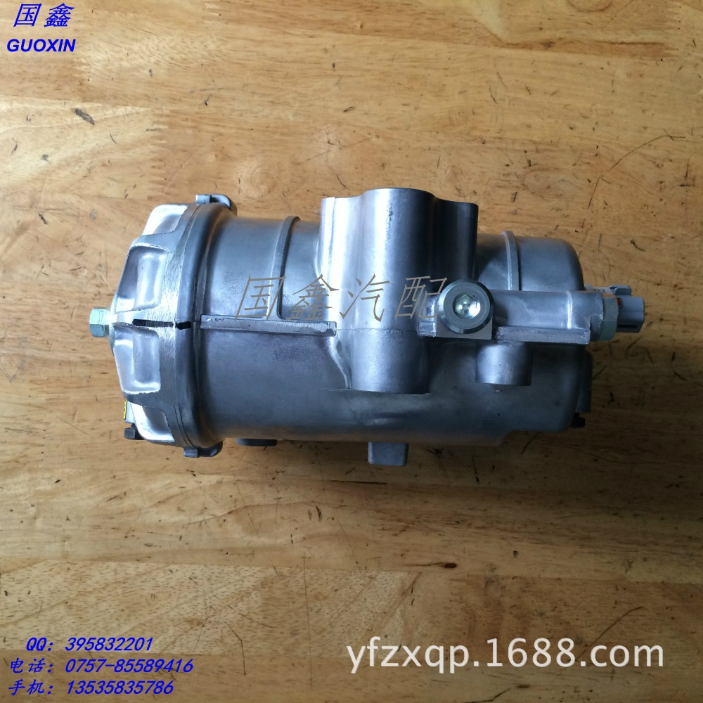 medium resolution of guangqi hino 700 supply fuel filter assembly fuel pre filter assembly 23300 e0131 in atv