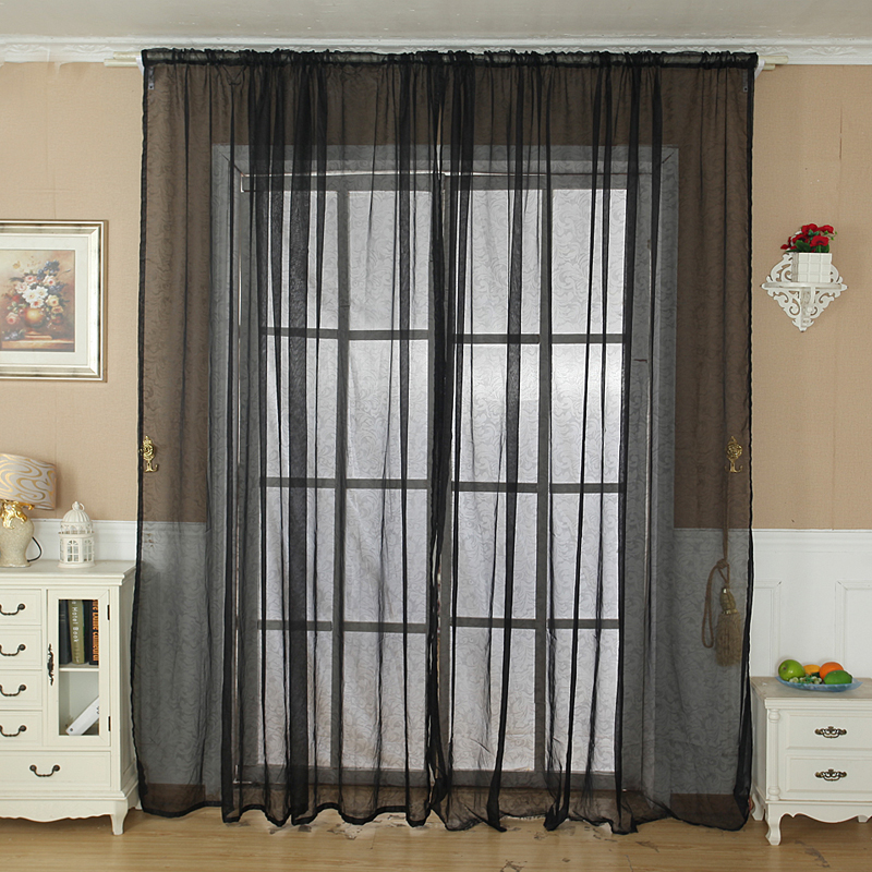 print decor curtains and item sheer door on in scarf garden window valance for home flower tulle room drape from living
